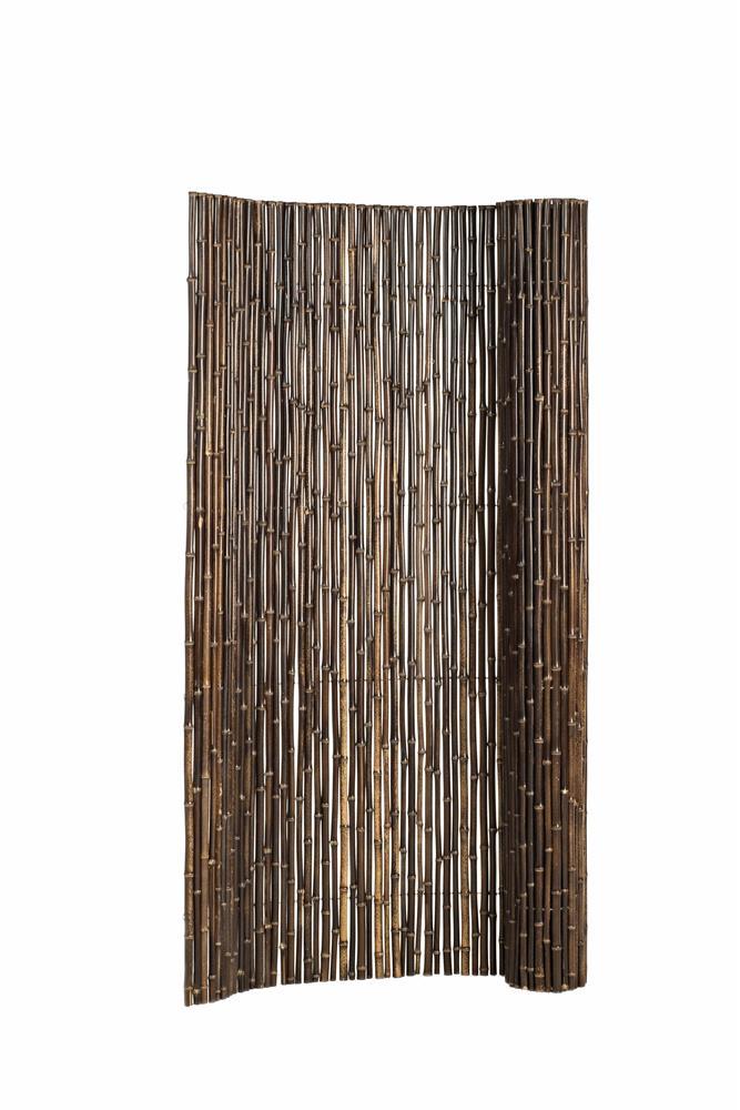 Bamboescherm op rol