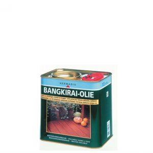 Bangkirai-olie