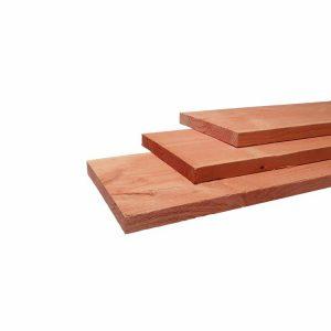 Fijnbezaagde douglas planken 1