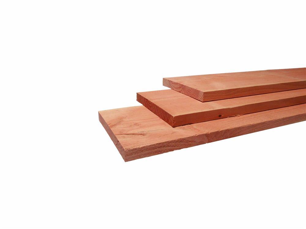 Fijnbezaagde douglas planken 2