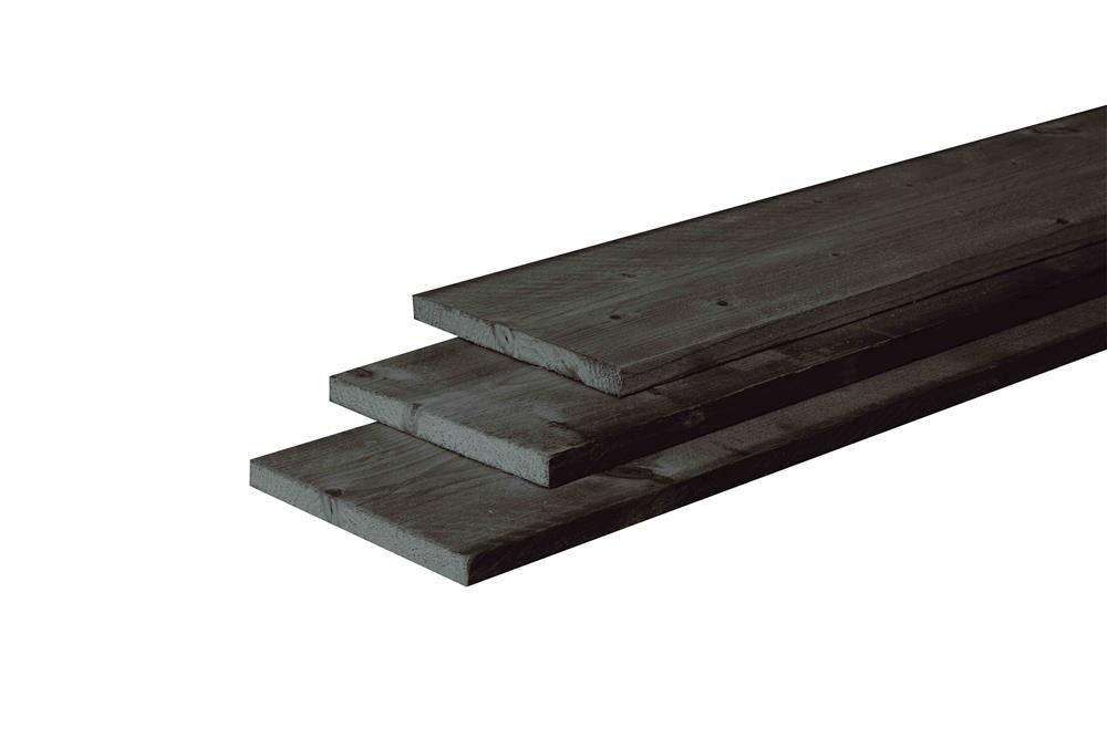 Fijnbezaagde douglas plank 2