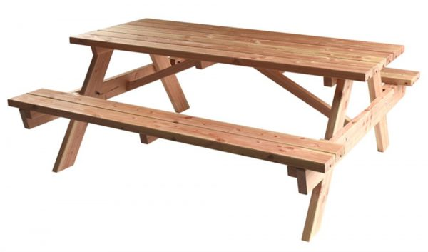 Douglas picknicktafel
