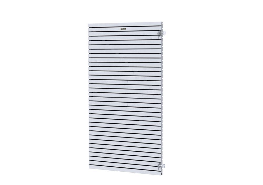Elan deur Excellent grijs