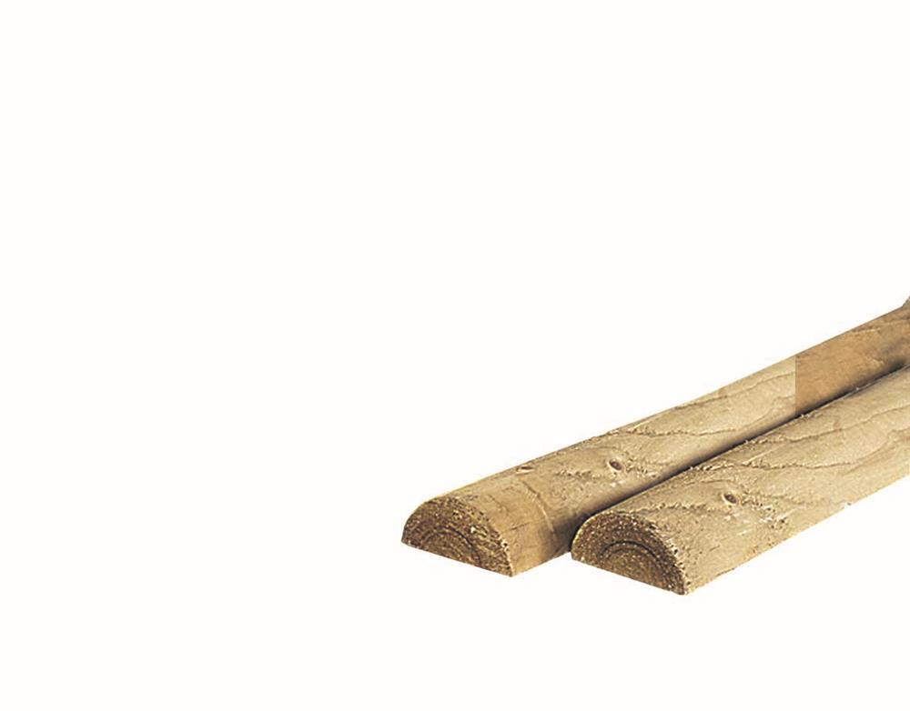 Halfronde regels Ø 7 cm