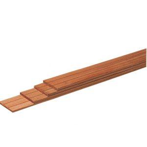 Hardhouten geschaafde planken 1