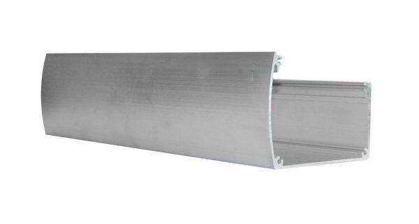 Veranda dakgoot aluminium